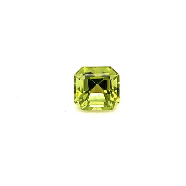 0.63ct Peridot _ Octagon