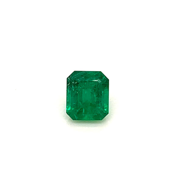 0.66ct Emerald - Octagon