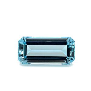 12.62ct Aquamarine - Octagon