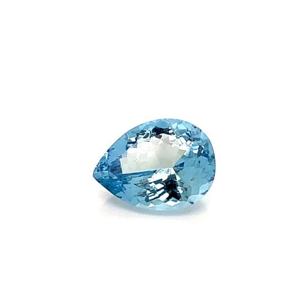2.12ct Aquamarine - Pear