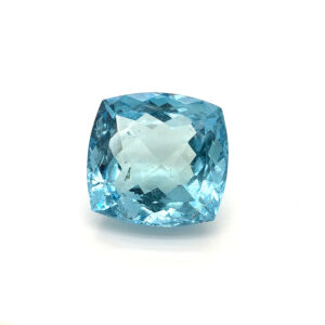23.39ct Aquamarine - Cushion