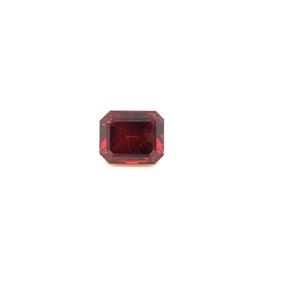 4.29ct Spessartite Garnet - Octagon
