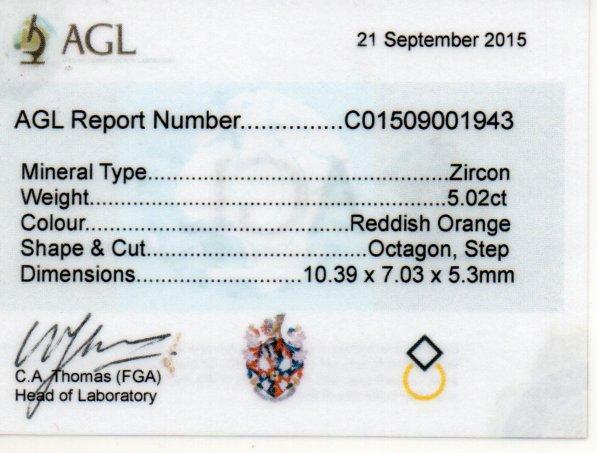 5.02 Zircon - Octagon