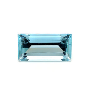 7.64ct Aquamarine - Rectangular