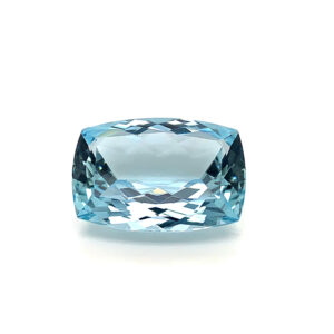 9.98ct Aquamarine - Cushion