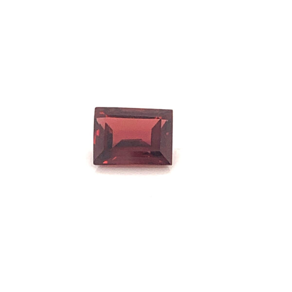 3.36ct Garnet - Rectangular