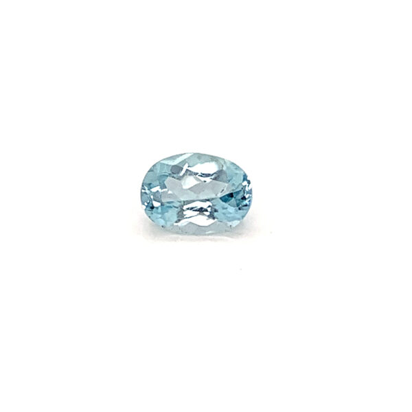 4.71ct Aquamarine - Oval