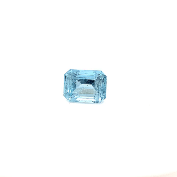 3.58ct Aquamarine - Octagon