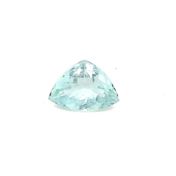 3.90ct Aquamarine - Trillion