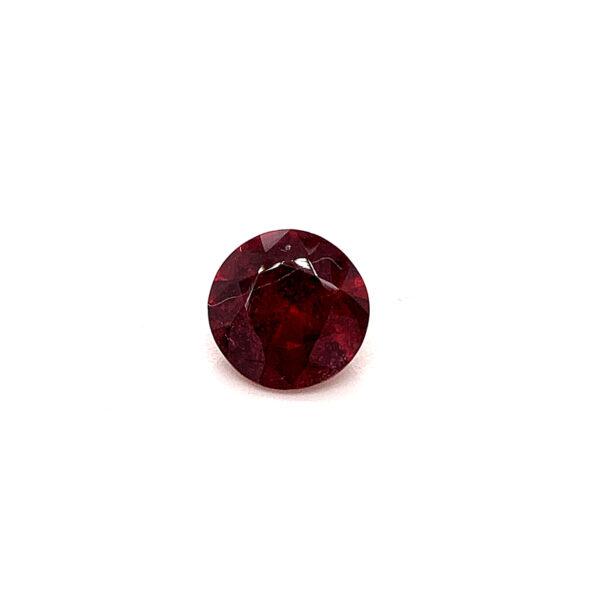 2.87ct Rhodolite Garnet - Round