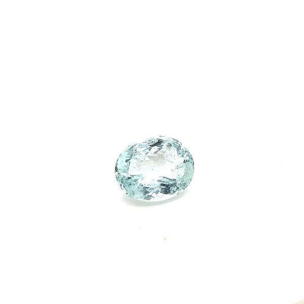 6.10ct Aquamarine - Oval