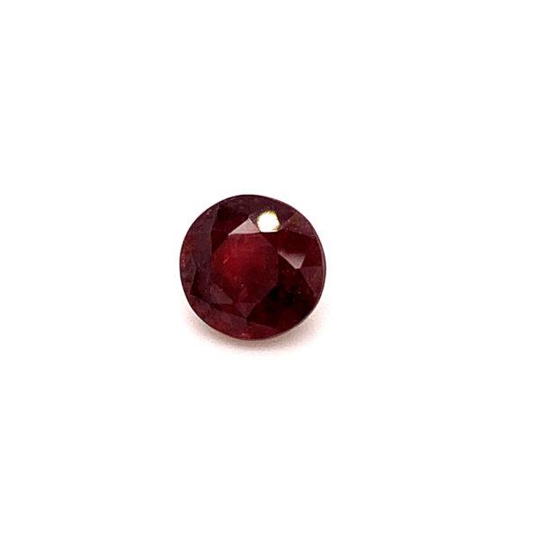2.45ct Ruby - Round