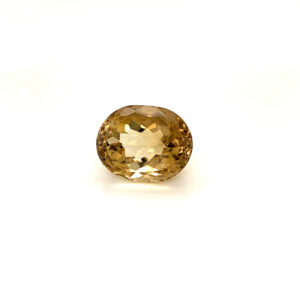 34.35ct Citrine - Oval