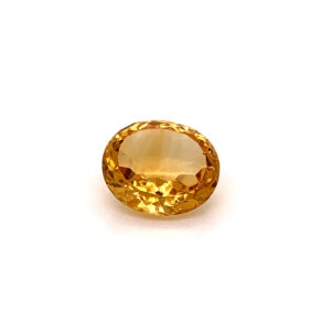 8.90ct Citrine - Oval